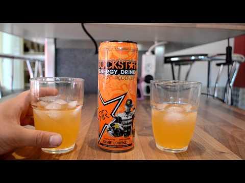 Rockstar Recovery Orange Review