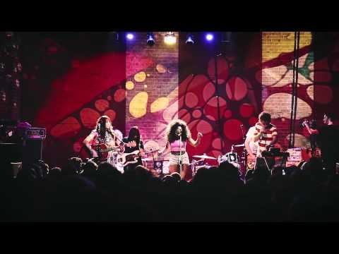 The Go! Team  - The Scene Between (Live at Village Underground) mp3