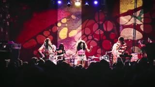 The Go! Team  - The Scene Between (Live at Village Underground)