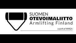 OTEVOIMA SM-kilpailu 2020 mukana SM-viikolla Joensuussa!