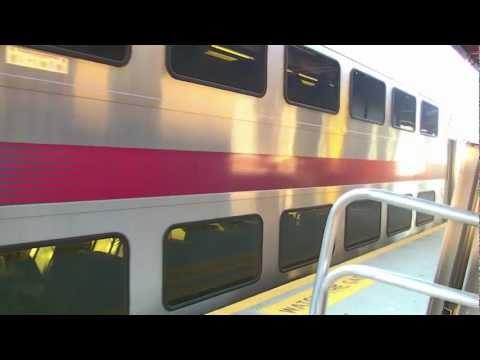 NJT/MNRR Football Train in Fairfield!