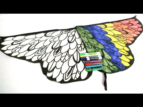 Design Your Own Bird Wings From Seedling Youtube