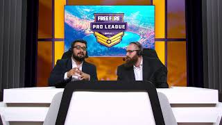 Free Fire Pro League Season 3 - Classificatórias