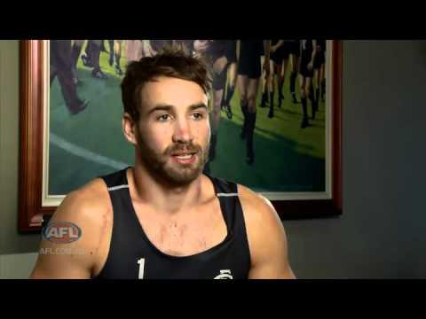 Personal Best - Andrew Walker's Top 10 AFL Marks