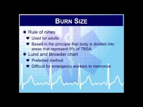Critical Care Paramedic 17:  Burns