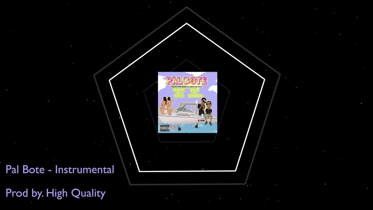 Pal Bote ⛵️ - Instrumental (Prod by. High Quality)