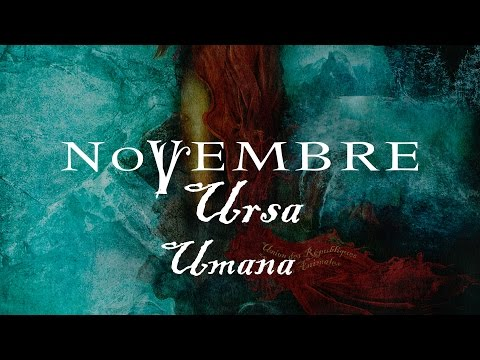 Novembre  Umana lyrics  from Ursa