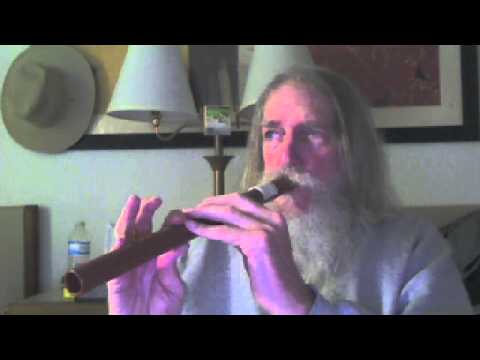 Songbird Dancing in Summer Breezes - new melody on Native American Flute