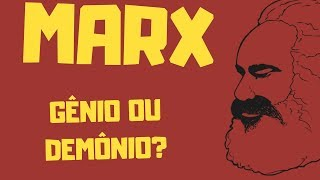 QUEM FOI KARL MARX? Gênio ou demônio? │ FILOSOFIA - ECONOMIA POLÍTICA │ COMUNISMO │  HENRY BUGALHO