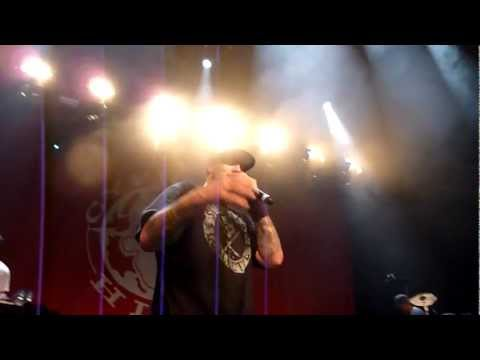 Cypress Hill Live @ Amsterdam, Melkweg 2012 (HD)