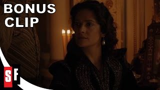Tale of Tales (2015) - Bonus Clip 2: Salma Hayek on the Queen of Longtrellis (HD)