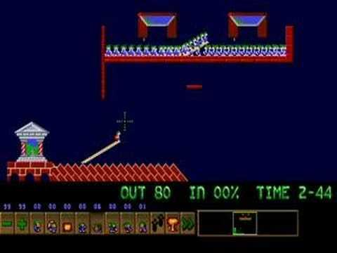 Oh No More Lemmings - Crazy 2
