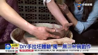 中國四大名陶 感受榮昌陶都魅力│中視新聞 20180812