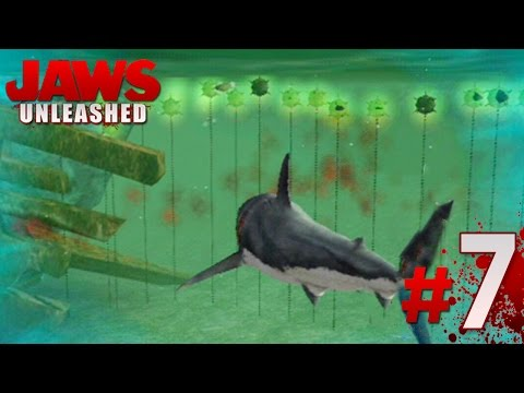 Jaws Unleashed - Gameplay Mission 7 (PS2) || HD