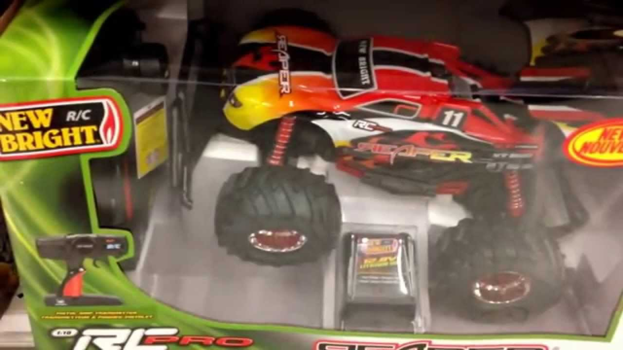 New RC toys spotted Walmart & Toysrus! - YouTube