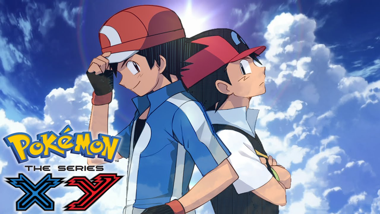 Pokemon Xy The Series Official Full English Opening Gotta Catch Em All Remixmashup W Lyrics