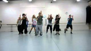 'look at me now' chris brown choreography by Jasmine Meakin (Mega Jam)