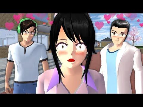 Making Everyone Fight For My Love In Sakura School Simulator
