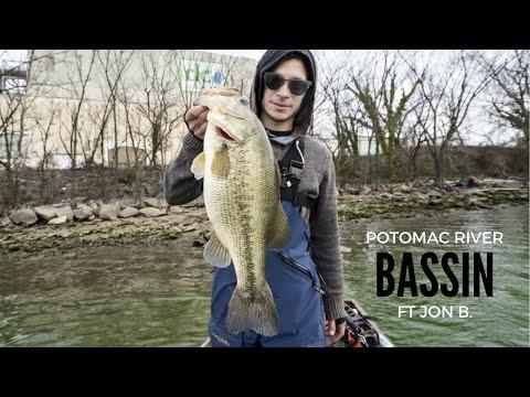 Potomac River Bassin (ft. Jon B.)