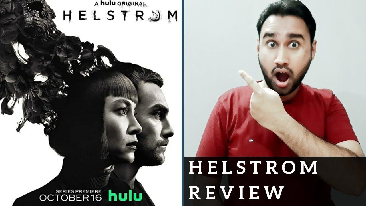 Helstrom Review | Hulu Original | Helstrom Hulu Review | Helstrom Season 1 Review | Faheem Taj