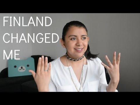 How I changed by living in Finland | Life in Finland