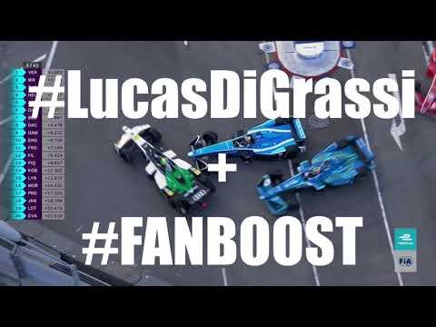 Fanboost Lucas Di Grassi
