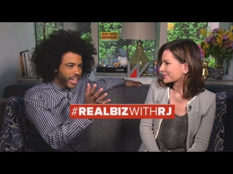 """Hamilton"" Star Daveed Diggs 