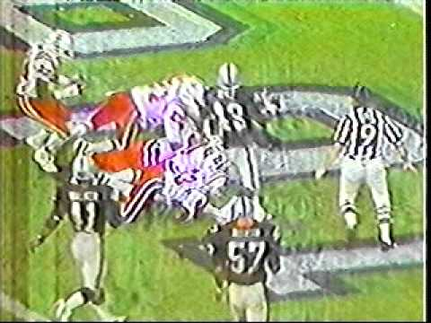 Raiders v Patriots 1985 Playoff (3rdQ joined in progress)