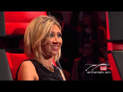 Chinar Isoyan,Mama Knows Best by Jessie J. - The Voice Of Armenia - Blind Auditions - Season 2