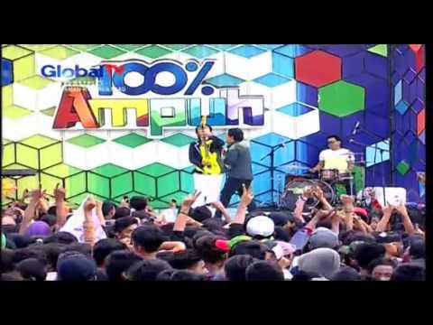 WALI Band Live At 100% Ampuh (25-04-2013) Courtesy GLOBAL TV