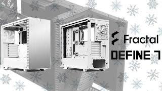 [Cowcot TV] Présentation boitier Fractal Define 7