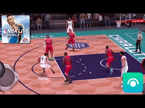 NBA LIVE Mobile Basketball - Gameplay Trailer (iOS, Android)