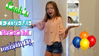 Leah's Extreme Room Makeover / **Officially Leah**