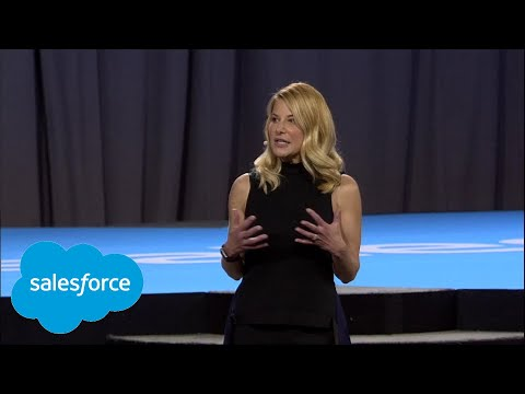 Part 3: Accenture Demo — Salesforce World Tour New York Keynote 2016