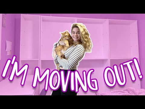 Moving Vlog! (Also I Got a Puppy)