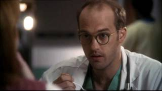 ER ''Emergency Room'' season 2 - dr. Kerry Weaver's first scene (HD)