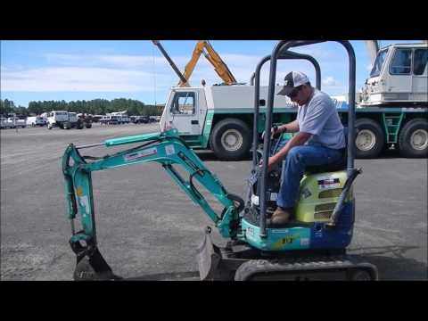 Justins New Mass Excavator!