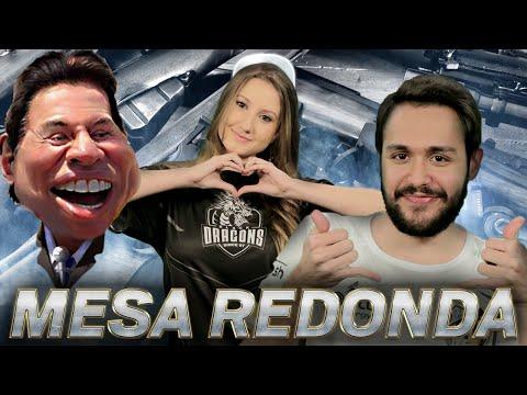MESA REDONDA RAINBOW SIX SIEGE | FT.  CHERRYGUMMS, SILVIOSANTOSDOCS E INTACT