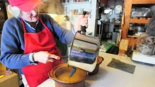 Eats: Indian Pudding