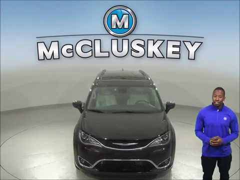 A10256TA - Used, 2017, Chrysler Pacifica, Touring L, Plus, Test Drive, Review, For Sale