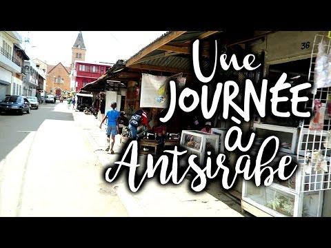 À la découverte d'Antsirabe ◦ VLOG À MADAGASCAR #7