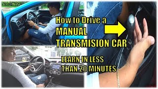 PAANO MAG DRIVE NG MANUAL l DRIVING TUTORIAL l HANGING TECHNIQUE l LEARN TO DRIVE