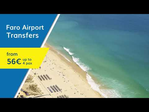 Faro Airport Transfers To Alvor - Yellowfish Transfers
