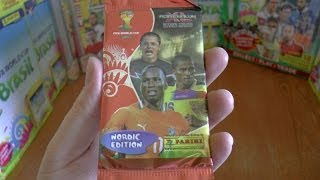 PACK OF THE DAY #94 Panini Adrenalyn XL FIFA World Cup 2014 (Nordic Edition) Trading Cards