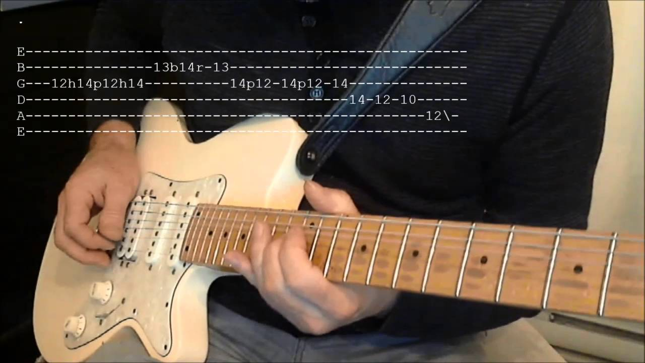the end the beatles guitar lesson tabs solos lyrics youtube. Black Bedroom Furniture Sets. Home Design Ideas