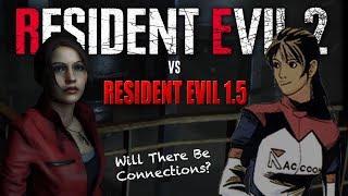Resident Evil 2 Remake Vs Resident Evil 1.5 | Elza Walker & More