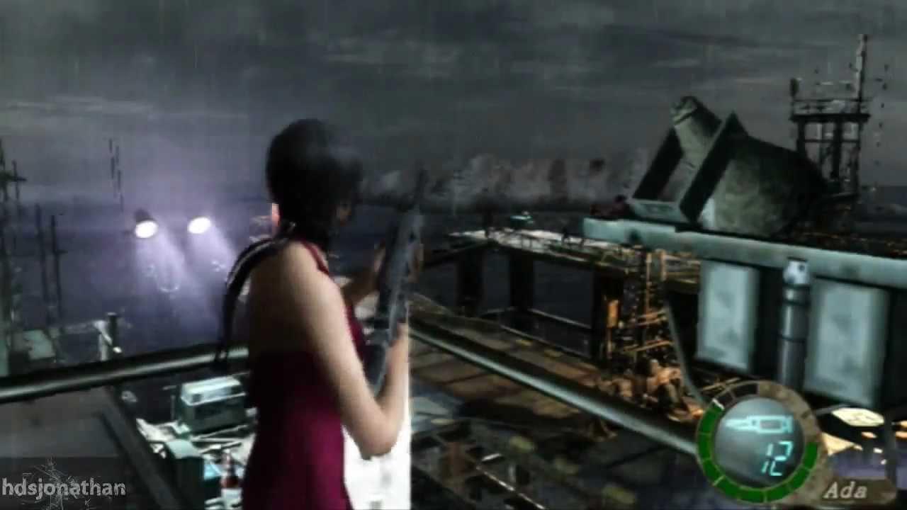 Resident Evil 4 Ada Wong Separate Ways Walkthrough Part 5