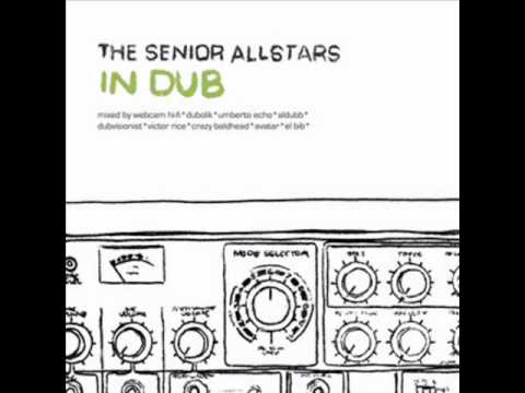 The Senior Allstars - Red leaf dub