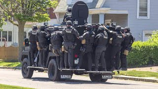 10 CRAZIEST Police and Swat Raids