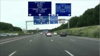 FR / A4 Paris Pte de Bercy - Marne La Vallée